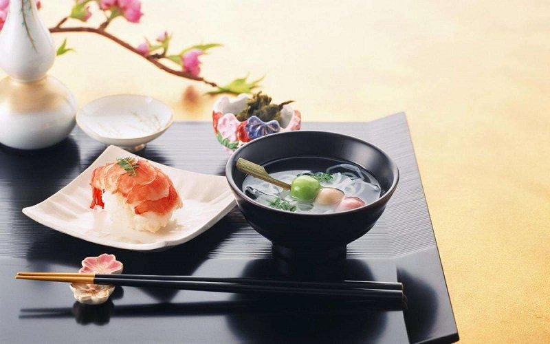 японская система питания