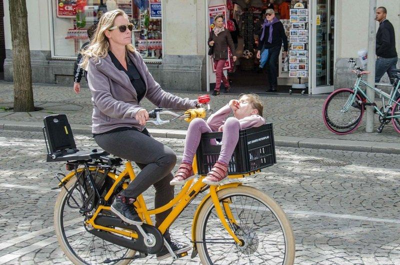 воспитание детей в нидерландах
