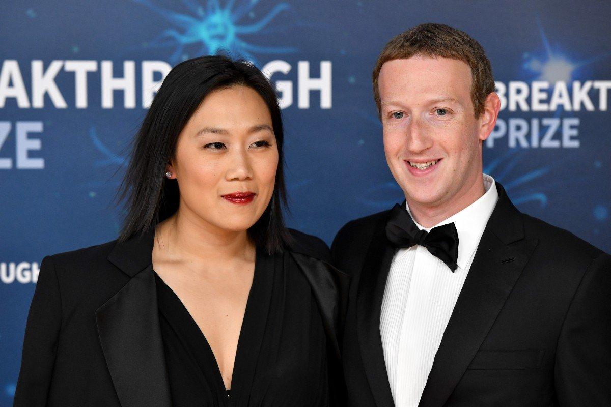 Почему Марк Цукерберг взял в жены обычную дочь китайских эмигрантов, а не супермодель Вдохновение,Биография,Благотворительность,Жизнь,Знаменитости,События