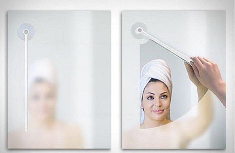 аксессуары для ванной зеркало