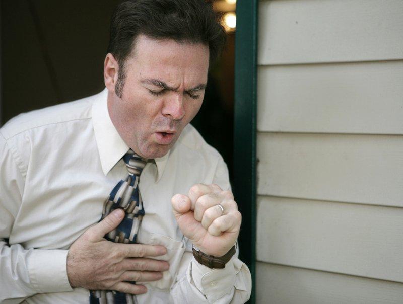 приступ бронхиальной астмы