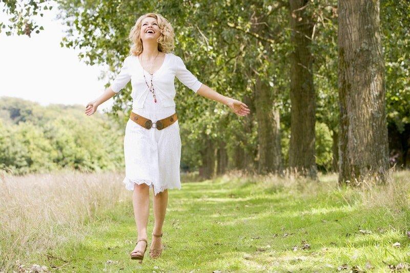 Притча о женщине и ее содержательный разговор с Богом
