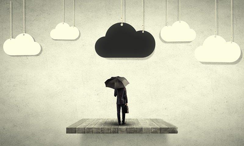 признаки внутренней депрессии