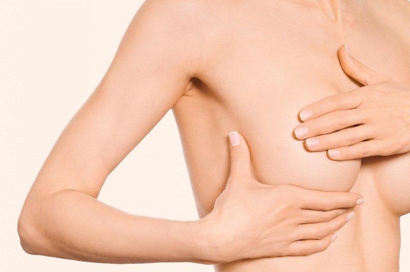 самостоятельное обследование молочных желез