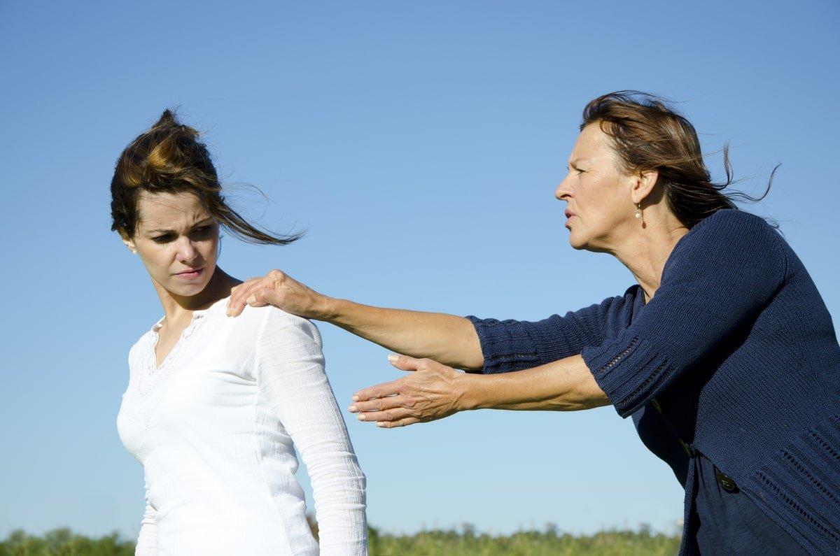 Как простить дочь, из-за которой личная жизнь разрушилась безвозвратно