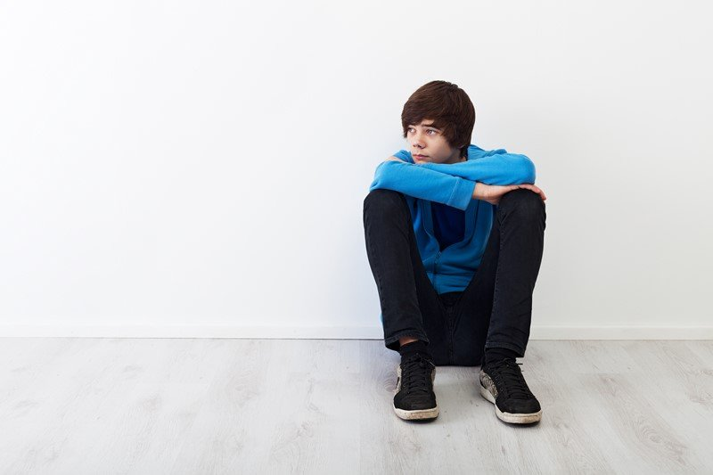 подросток мальчик