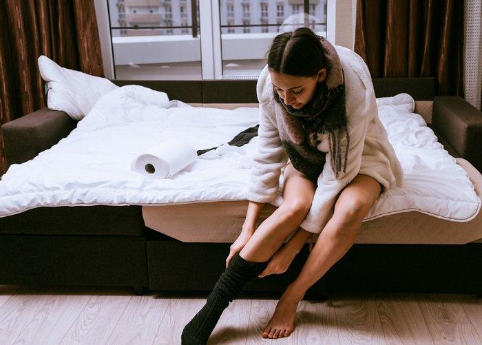 проблемы с ногами после родов