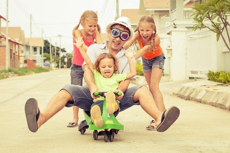 развитие и воспитание ребенка
