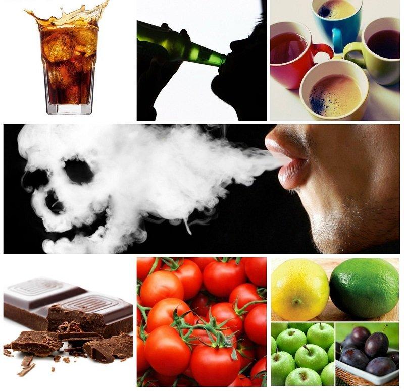 продукты не вызывающие аллергию