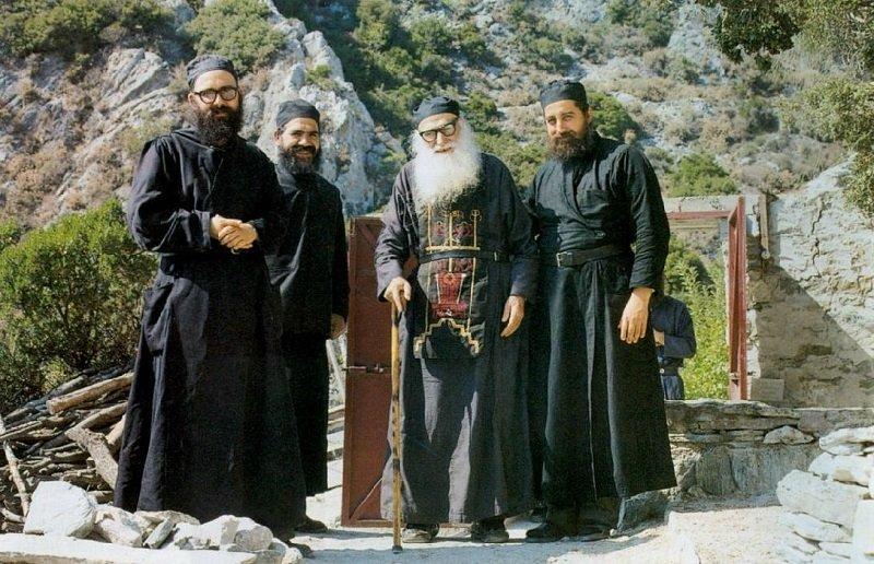 афонские монахи не болеют раком