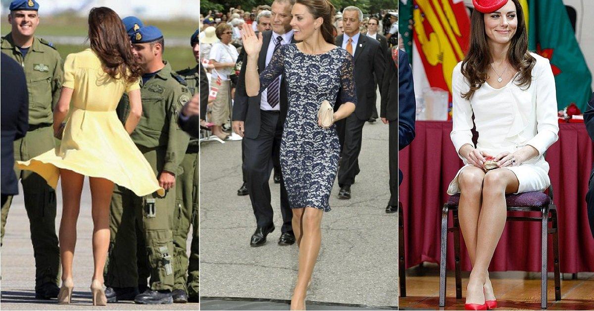 Долой варикоз! Вот как Кейт Миддлтон сохраняет здоровье ног при ежедневной ходьбе на каблуках.