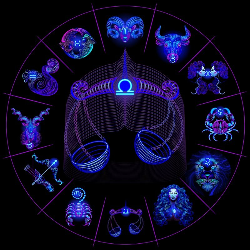 весы гороскоп