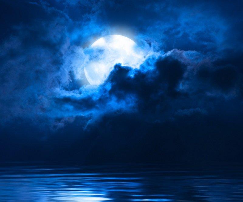 лунное затмение июль 2019