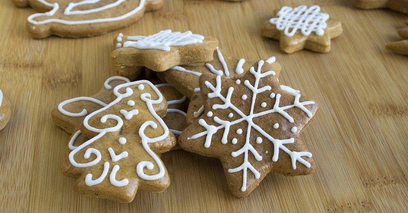 Каждый декабрь пеку имбирное печенье «Как из IKEA»: делаю много, раздаю друзьям, поздравляю знакомых и родственников