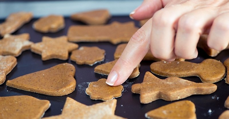 имбирное печенье как из икеи