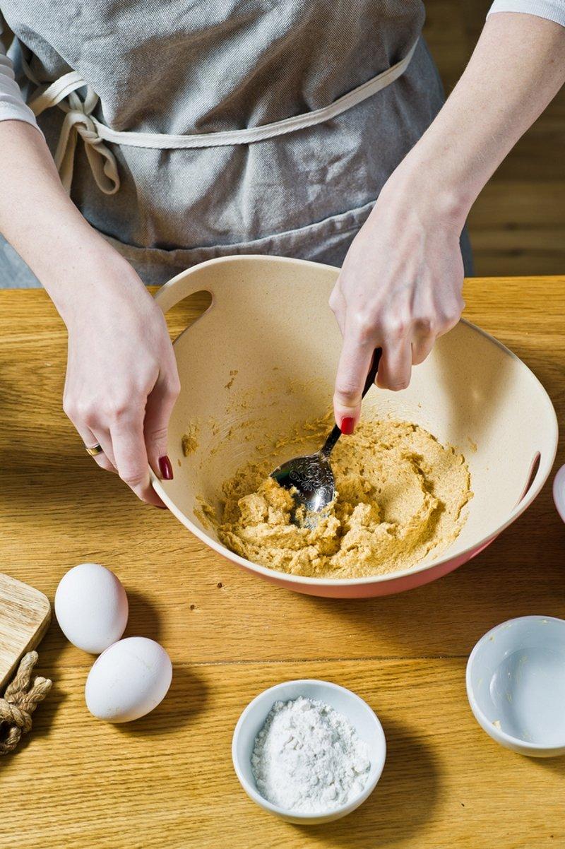 домашнее песочное печенье рецепт