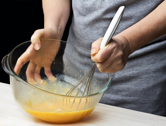 лимонный пирог на кефире рецепт