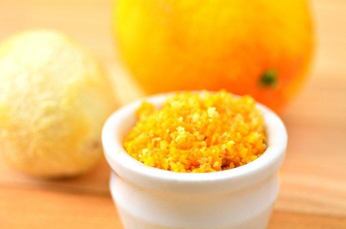 лимонный пирог из слоёного теста