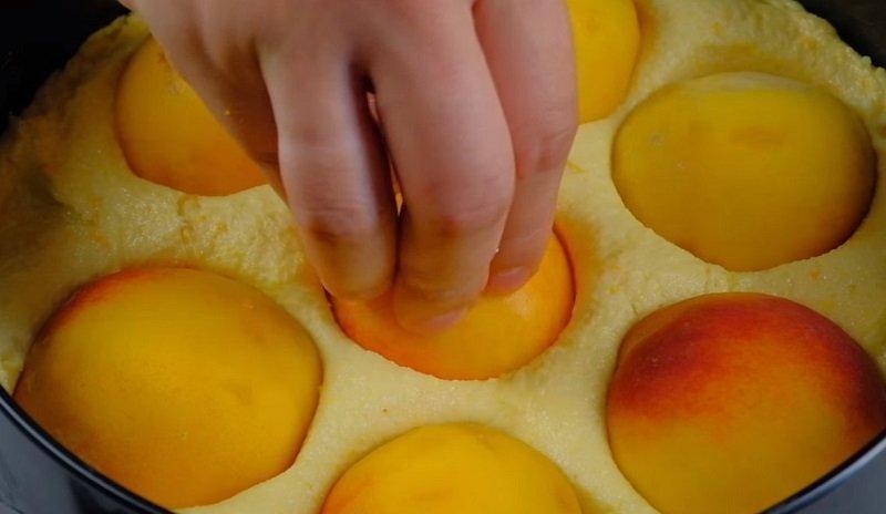 prosty przepis na ciasto z dżemem morelowym