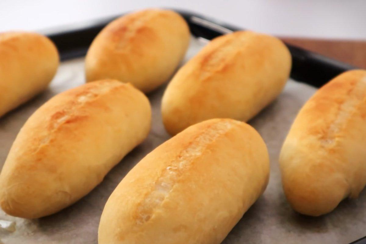 Хлеб без замеса, буханку которого муж может съесть за раз