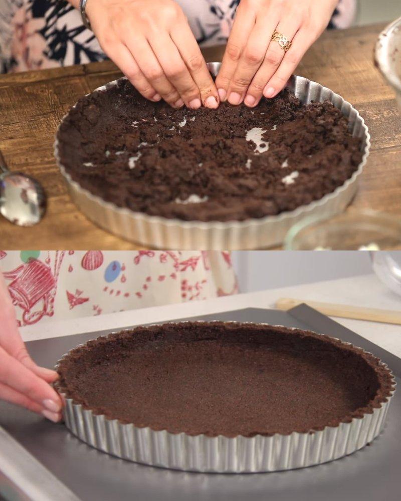 простой шоколадный торт в домашних условиях