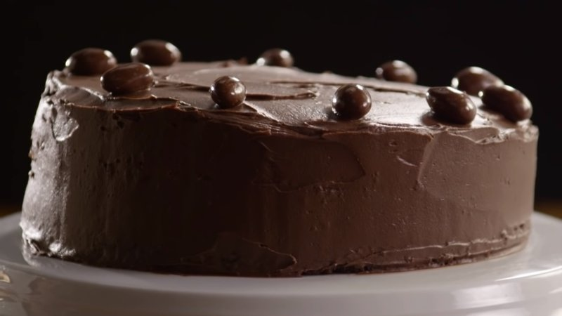 вкусный и простой торт на кефире