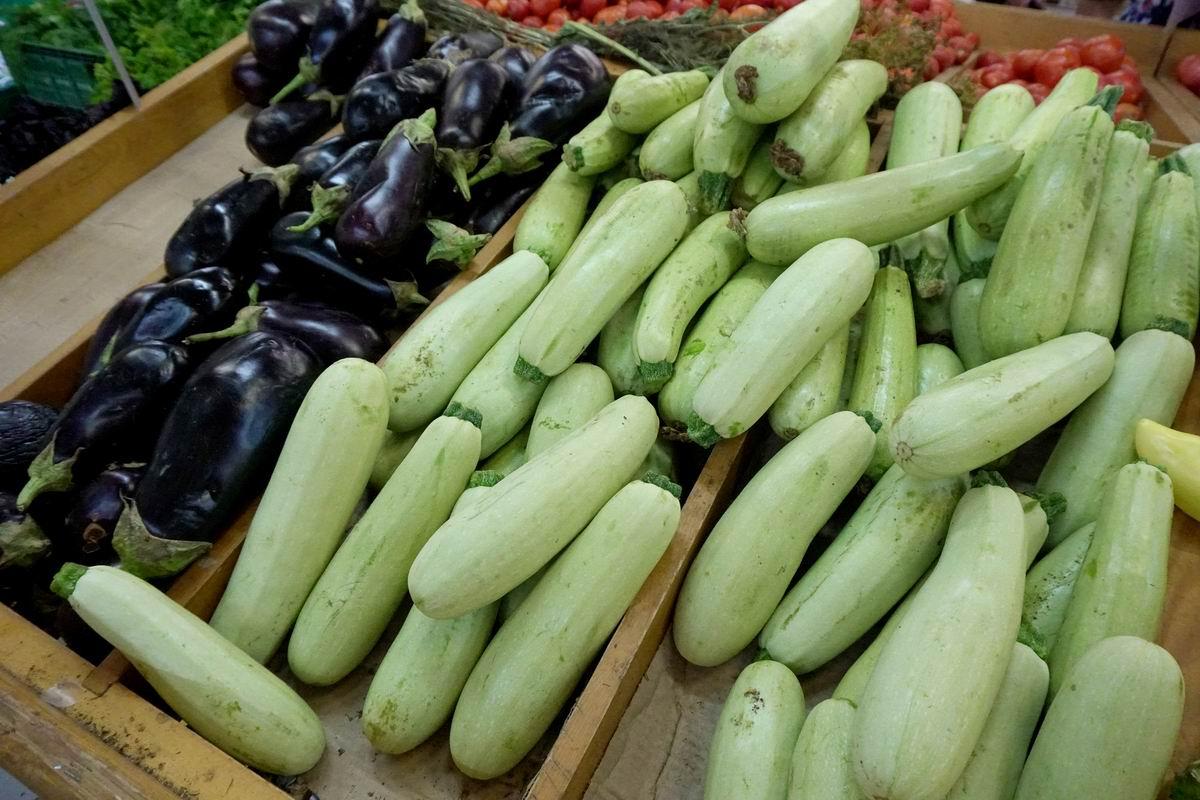 простые блюда из кабачков и фарша