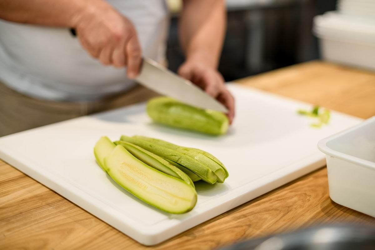 простые блюда из кабачков в духовке