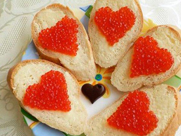 как украсить бутерброды с колбасой