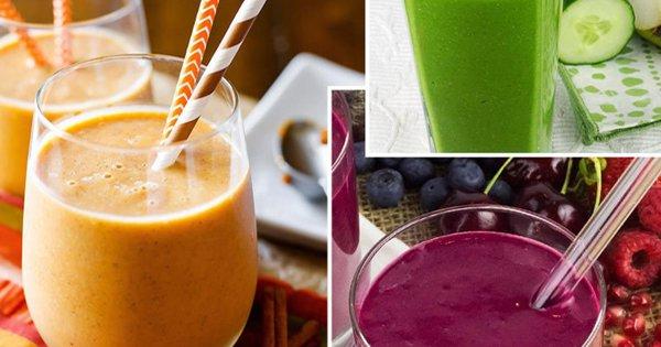 4 рецепта протеиновых смузи, которые подарят тебе силу и энергию на целый день!
