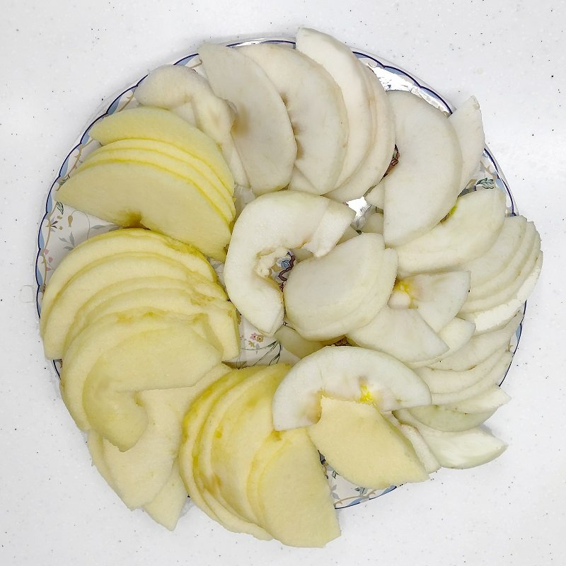 прозрачное варенье из яблок рецепт