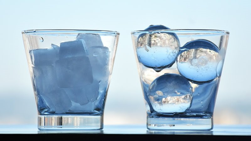 мутный лёд