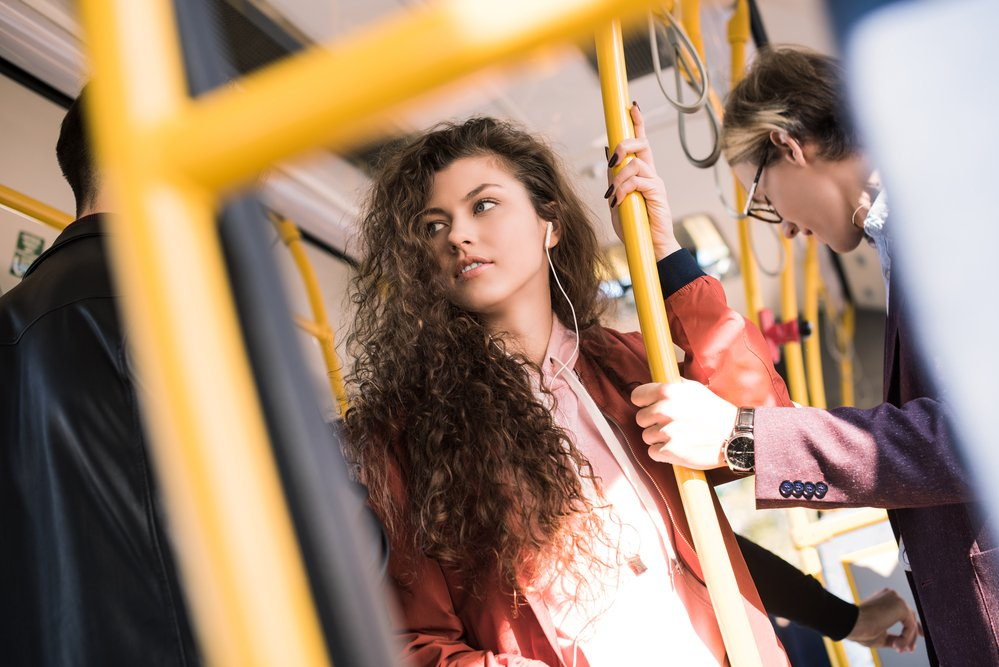 время общественного транспорта