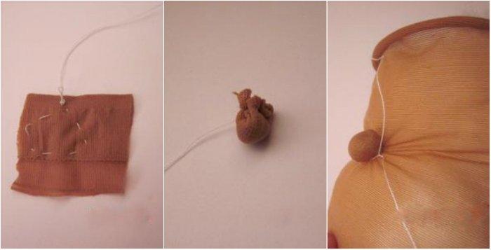 как сшить куклу из носков