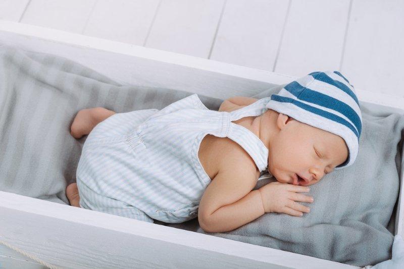 пустышка для новорожденного