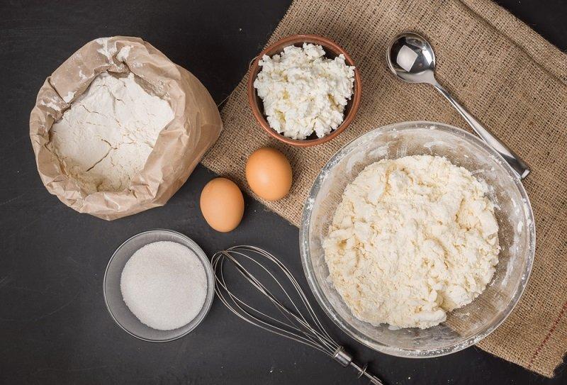 сырники в духовке без яиц рецепт
