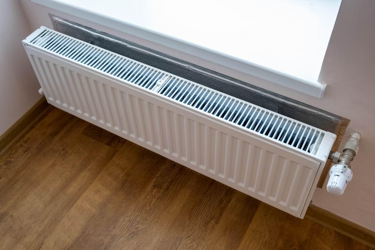 как правильно отрегулировать радиатор отопления