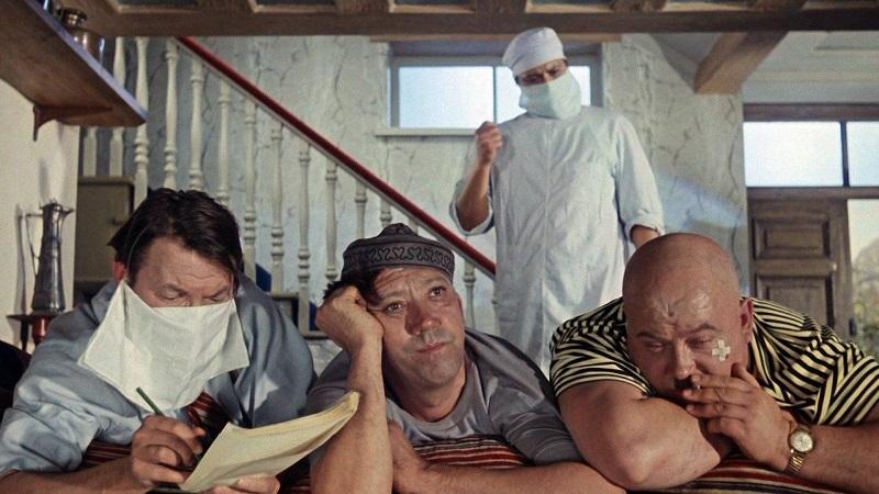 Заграничные врачи в один голос: «Не выдумывай, ты здоров…»