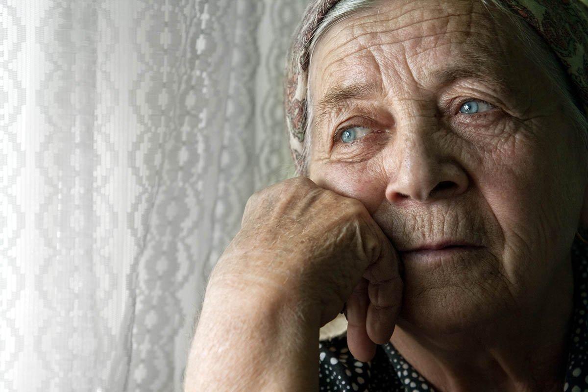 Что чувствовал десятилетний внук, впервые увидев родную бабушку и ее дом