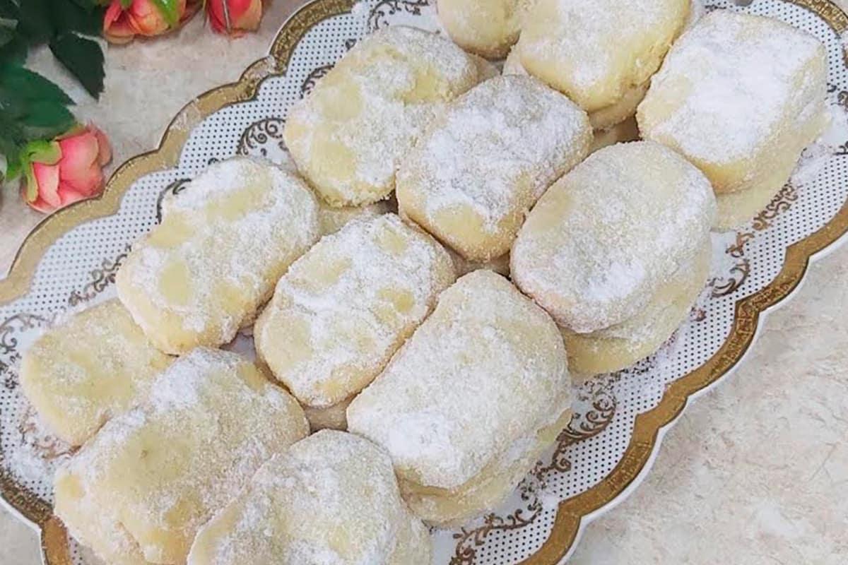 печенье рассыпчатое песочное домашнее