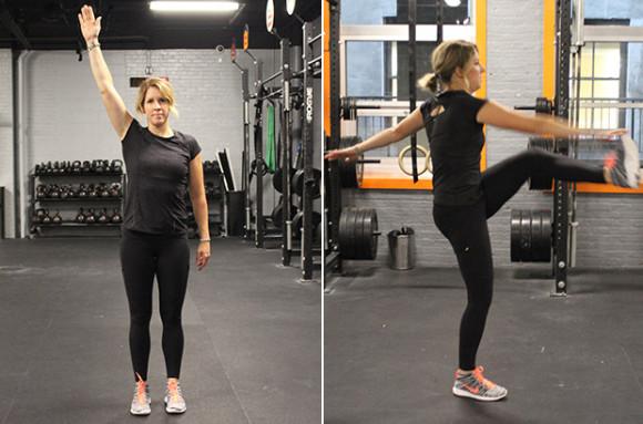 sťahovanie svalov