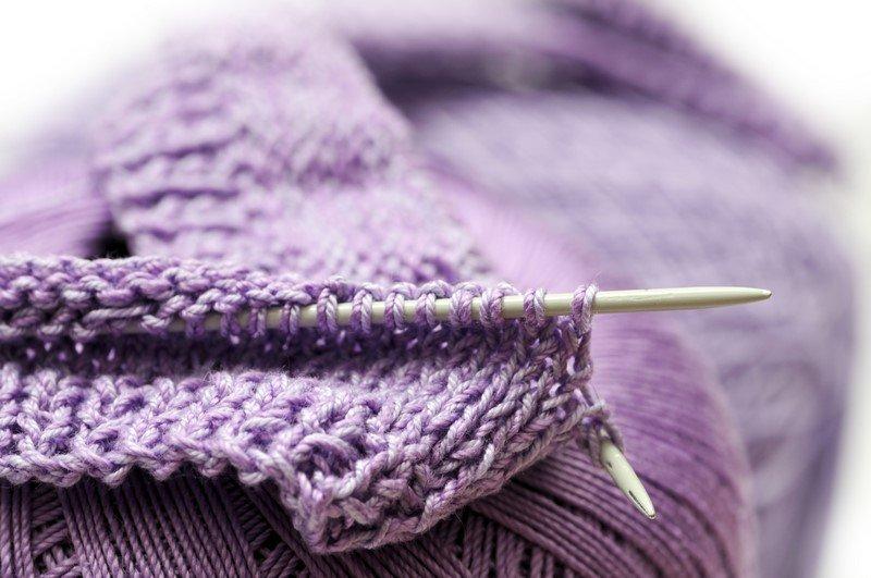 как сочетать цвета вязание