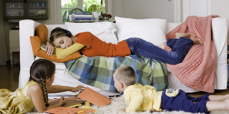 материнство в жизни женщины