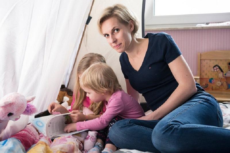 материнство как тюрьма