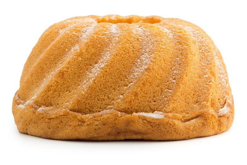 бісквіт м'який для торта