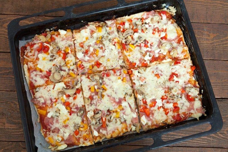 тесто для пиццы купить