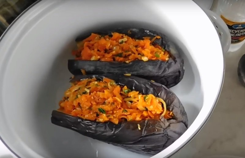 рецепт баклажаны манзаны