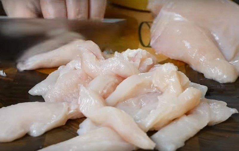 рецепт запеканки картофель с курицей