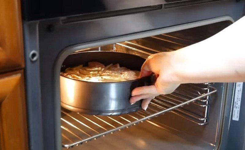 рецепты картофельной запеканки с куриным филе