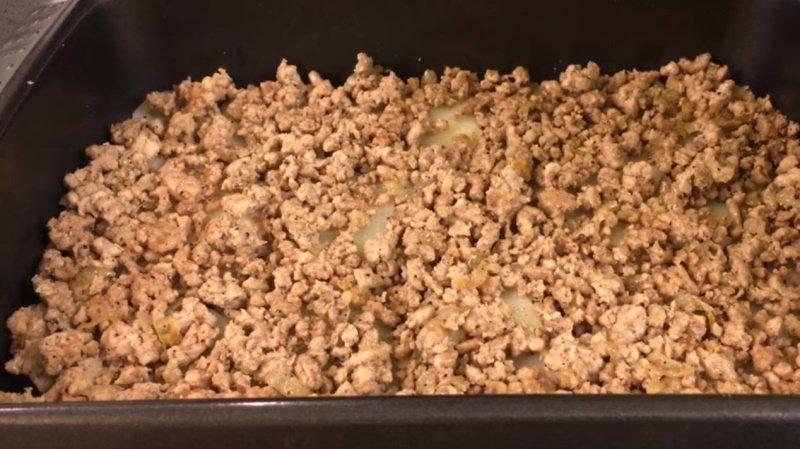 рецепт картофельной запеканки дома